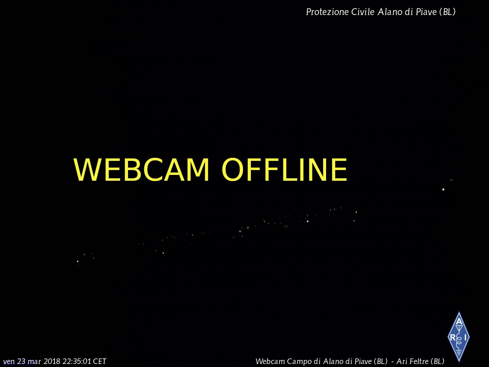 webcam - Alano di Piave
