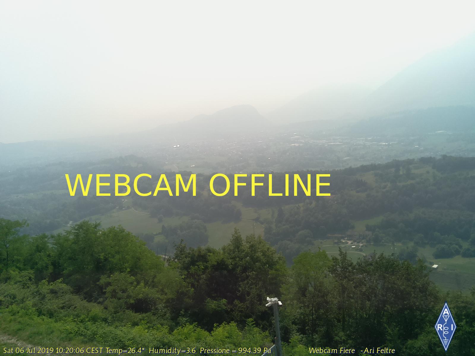 webcam - Fiere Pedavena